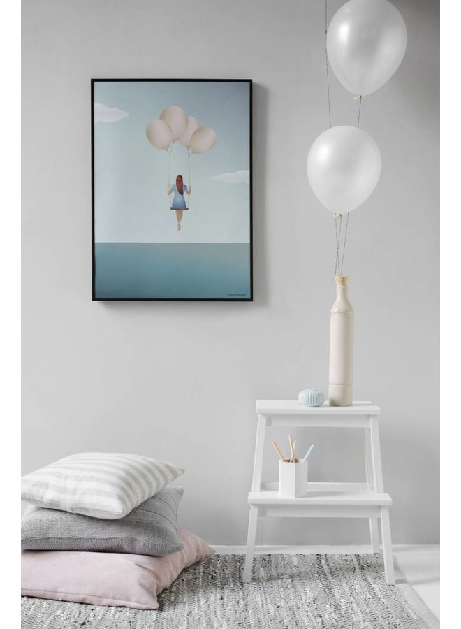 Vissevasse - Poster 'Balloon dream'