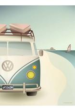 Vissevasse Vissevasse - Poster 'VW Camper'
