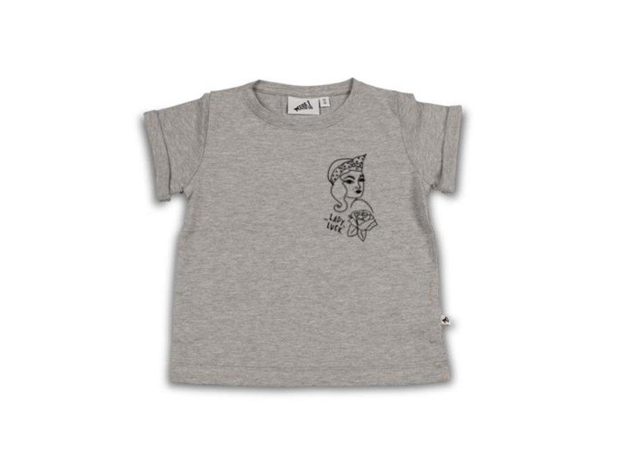 Cos I Said So - T-shirt  'Lady Luck'