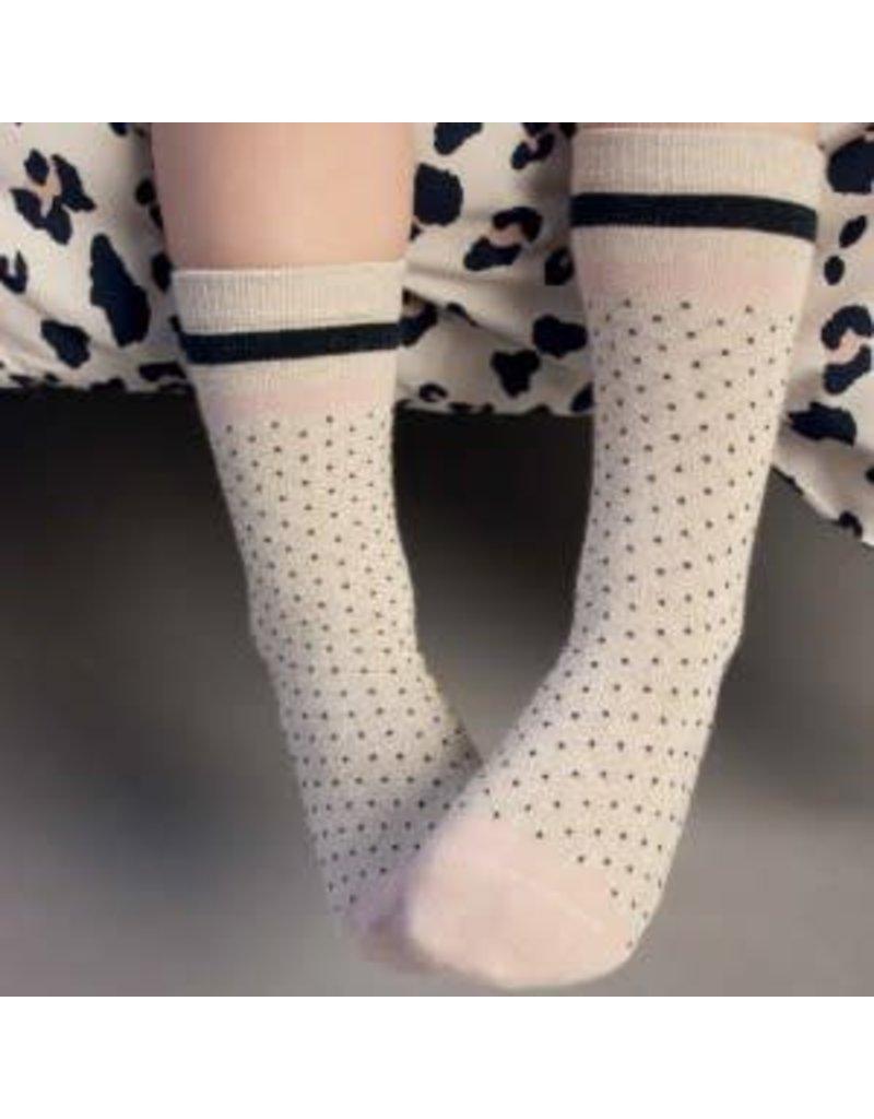 Liewood Liewood - Silas Socks 'Little dot gold'