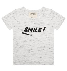 Little Indians Little Indians - T-shirt 'Marble' SMILE