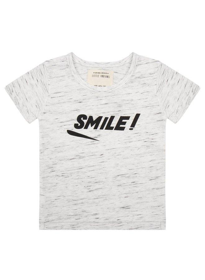 Little Indians - T-shirt 'Marble' SMILE