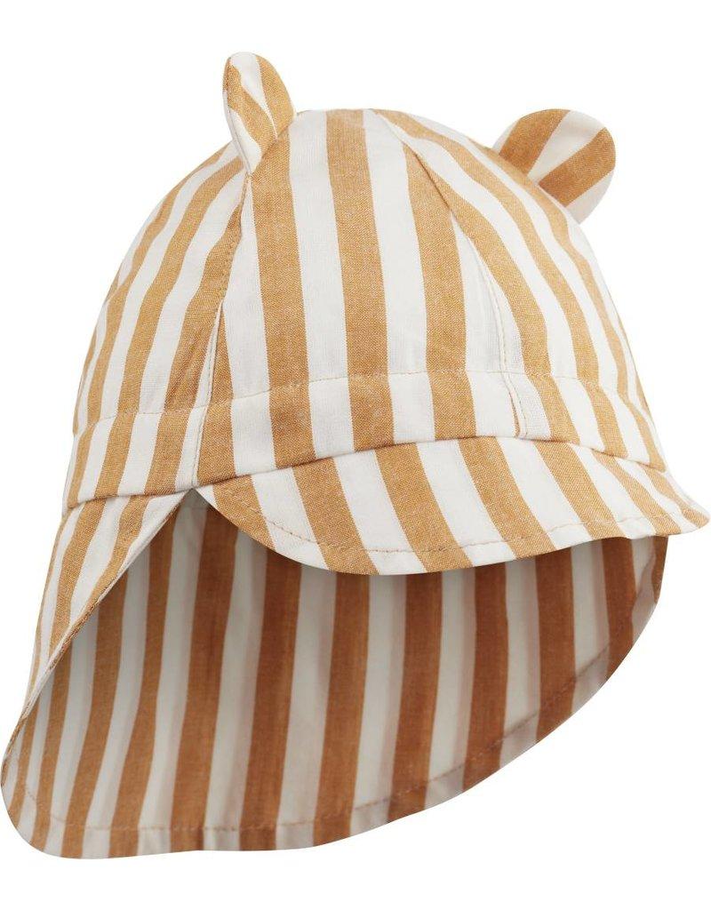 Liewood Liewood - Zonnehoedje 'Gorm Hat' - Mustard