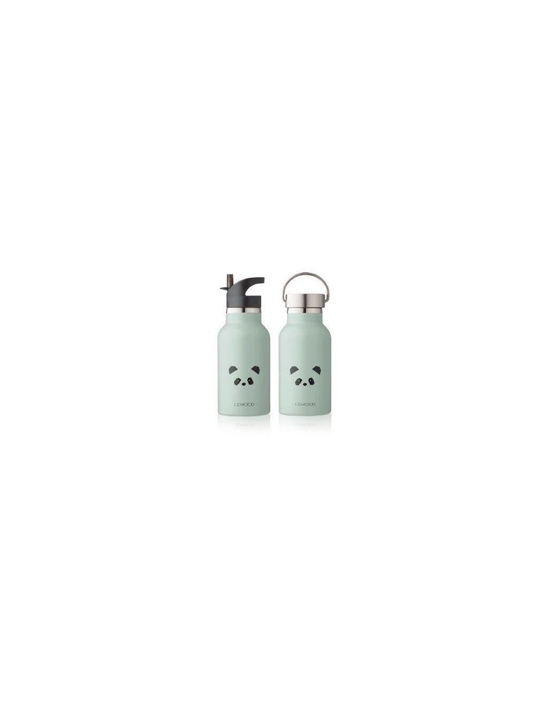 Liewood Liewood - Anker bottle 'Panda Mint'