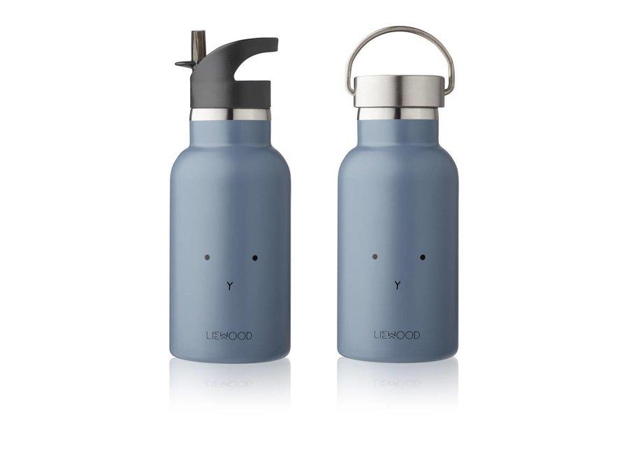 Liewood - Anker bottle - Rabbit Blue Wave