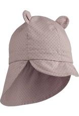 Liewood Liewood - Zonnehoedje 'Gorm Hat' - Little Dot Rose