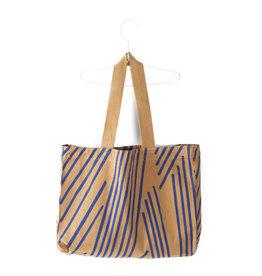 Lötiekids Lötiekids - Canvas Shopping Bag 'Camel'