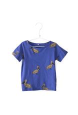 Lötiekids Lötiekids - T-shirt 'Pelicans Deep Blue'