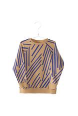 Lötiekids Lötiekids - Sweatshirt Stripes Camel