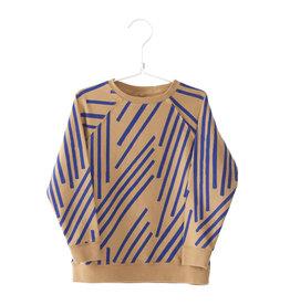 Lötiekids Lötiekids - Sweater Stripes Camel