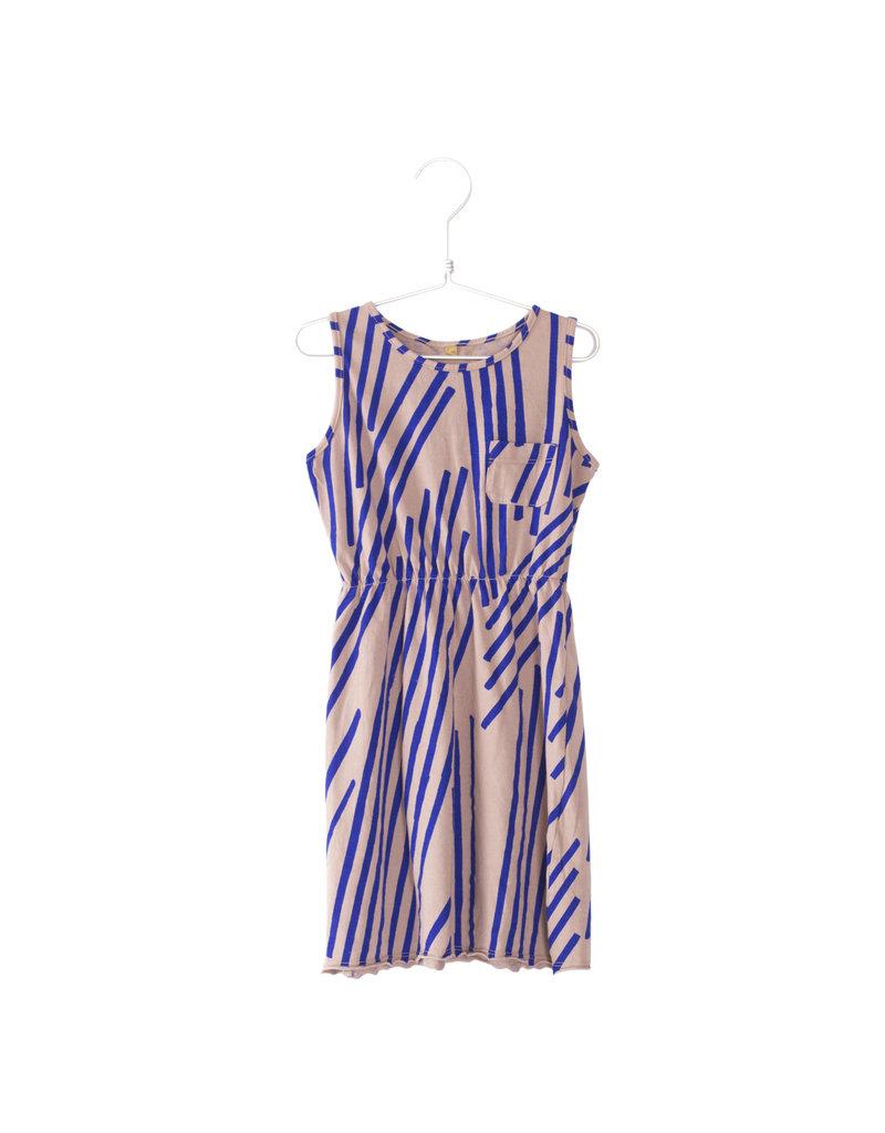 Lötiekids Lötiekids - Dress Stripes Old Pink