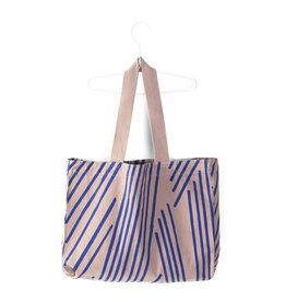 Lötiekids Lötiekids - Canvas Shopping Bag 'Old Pink'