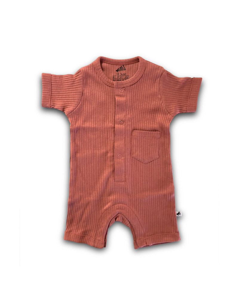 cos I said so Cos I Said So - Shortsleeve Onesie 'Withered Rose'
