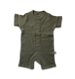 cos I said so Cos I Said So - Shortsleeve Onesie 'Agave Green'