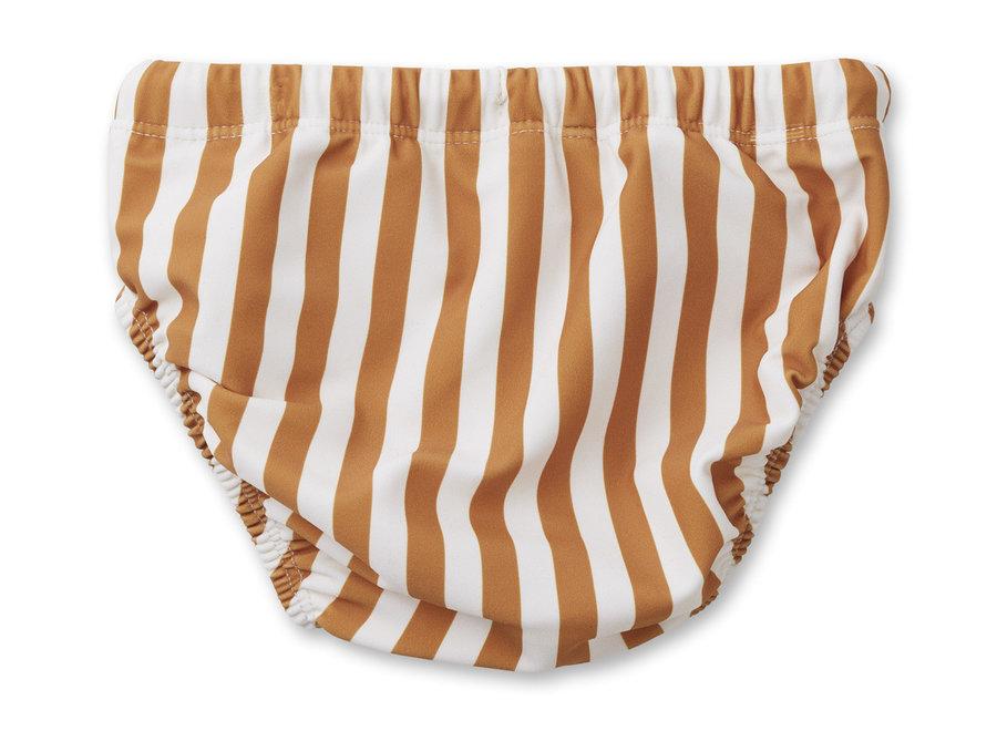 Liewood -  Baby Boy Swim Pants 'Mustard' - Frej