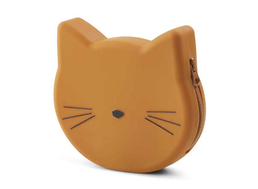 Liewood - Maggie Purse 'Cat Mosterd'