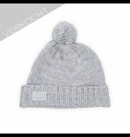 Jollein - Muts 'Knit' - Soft Grey