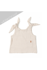 Geboortelijst - Nixnut - Tie Top 'Cream'