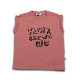 cos I said so Cos I Said So - Boxy Tee - Home Grown Kid 'Withered Rose'