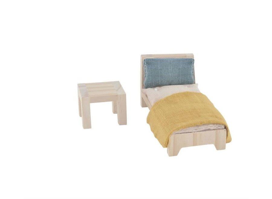 Olli & Ella - Doll House 'Single bed'