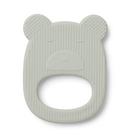 Liewood Liewood - Gemma Teether 'Mr. Bear' - Mint