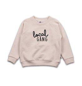 cos I said so Cos I Said So - Sweater Local Gang 'Cream Tan'