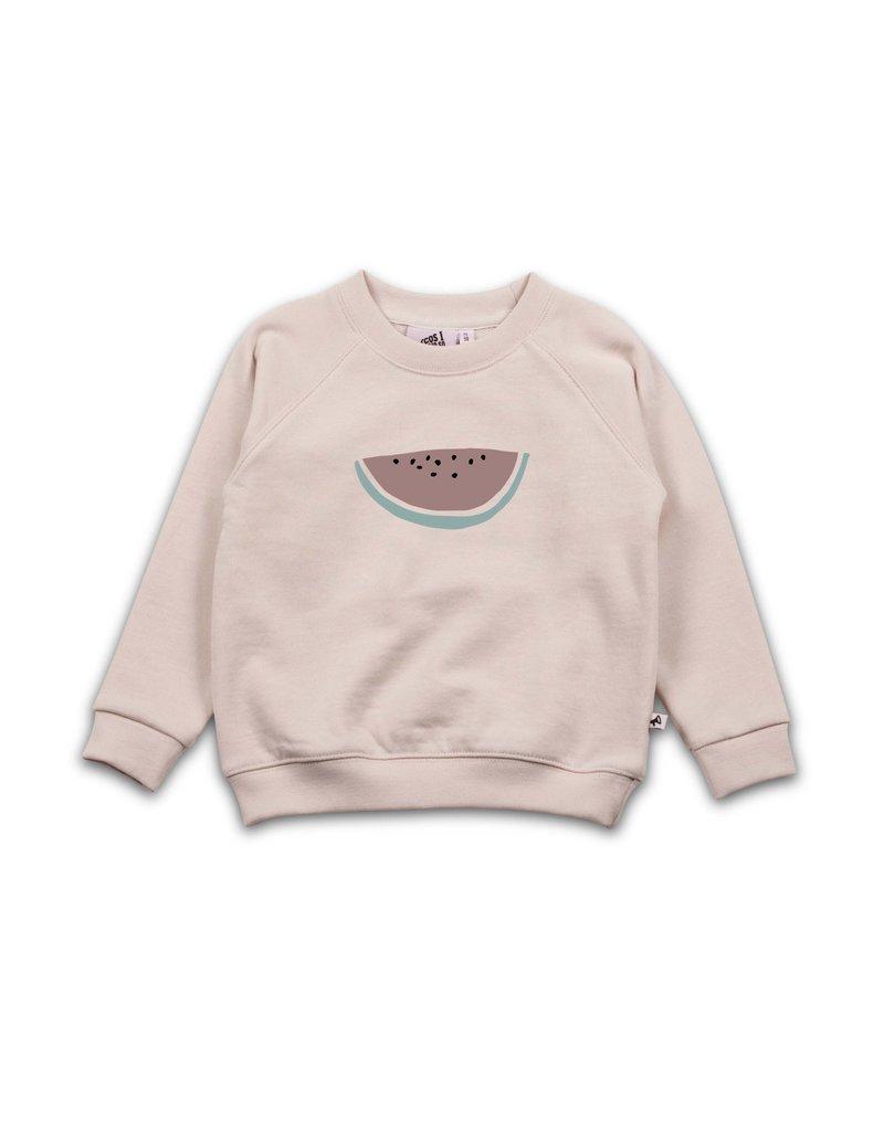 cos I said so Cos I Said So - Sweater Watermelon 'Cream Tan'