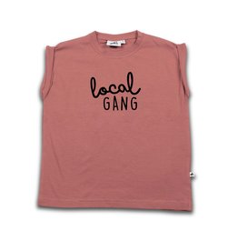 cos I said so Cos I Said So - Boxy Tee - Local Gang 'Withered Rose'