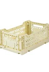 Eef Lillemor Geboortelijst  -  Lillemor - Folding Crate 'Banana' - Mini
