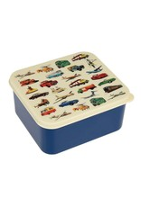 Geboortelijst -  Lunchbox Vintage Transport