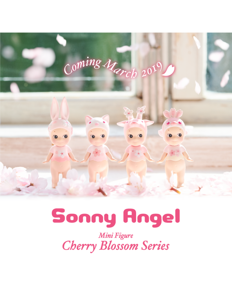 Sonny Angel Sonny Angel - Cherry Blossom (Limited Edition)