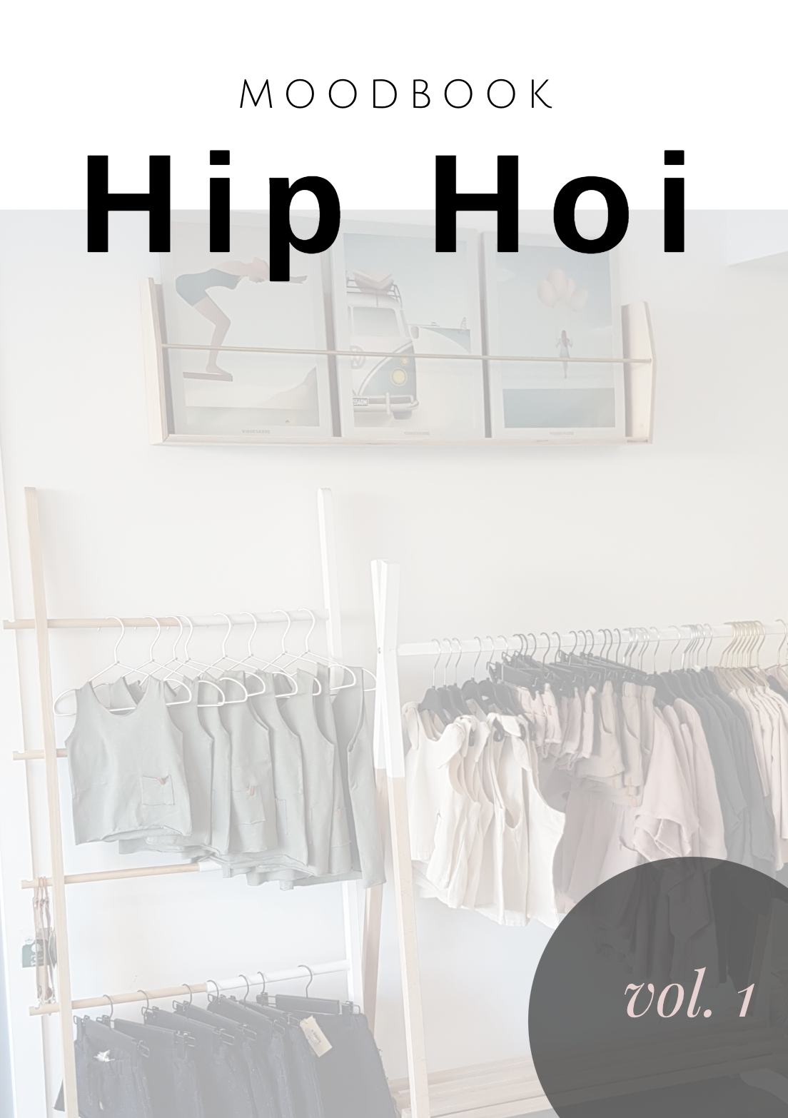 Hip Hoi - Moodbook Vol 1