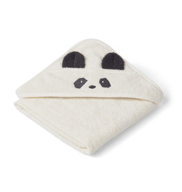 Liewood Liewood - Albert Hooded Towel - Panda