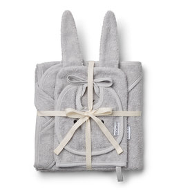Liewood - Baby package 'Adele' - Rabbit Grey