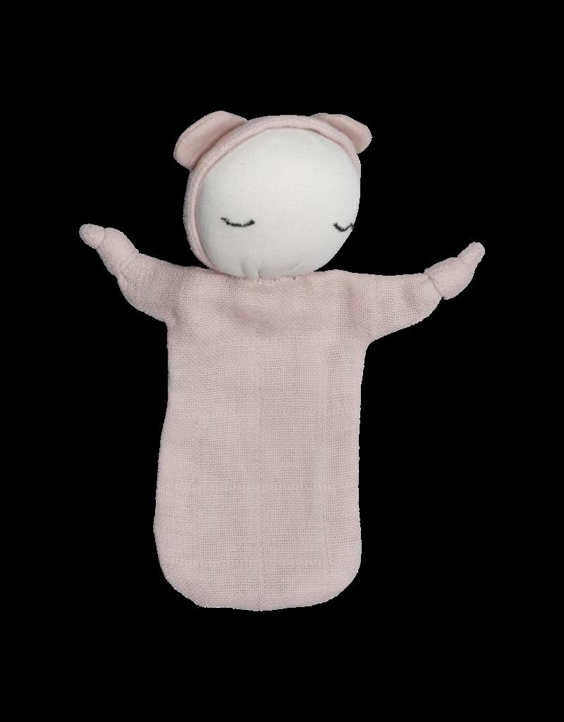Fabelab Fabelab - Cuddle Doll 'Mauve'