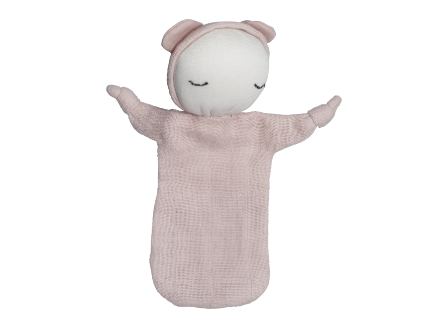 Fabelab - Cuddle Doll 'Mauve'