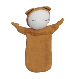 Fabelab Fabelab - Cuddle Doll 'Ochre'
