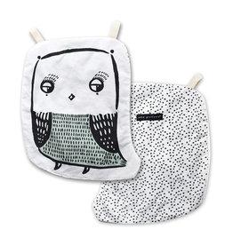 Wee Gallery Wee Gallery - Crinkle Toys Owl