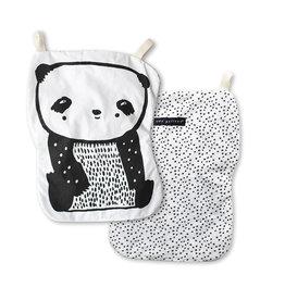 Wee Gallery Wee Gallery - Crinkle Toys Panda
