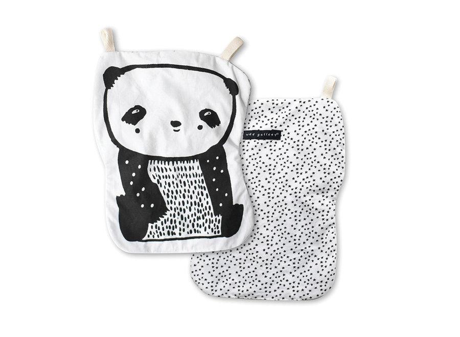 Wee Gallery - Crinkle Toys Panda