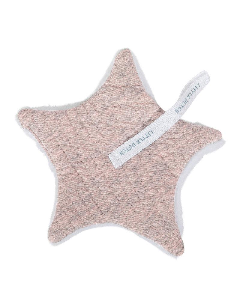 Little Dutch - Fopspeendoekje Pink
