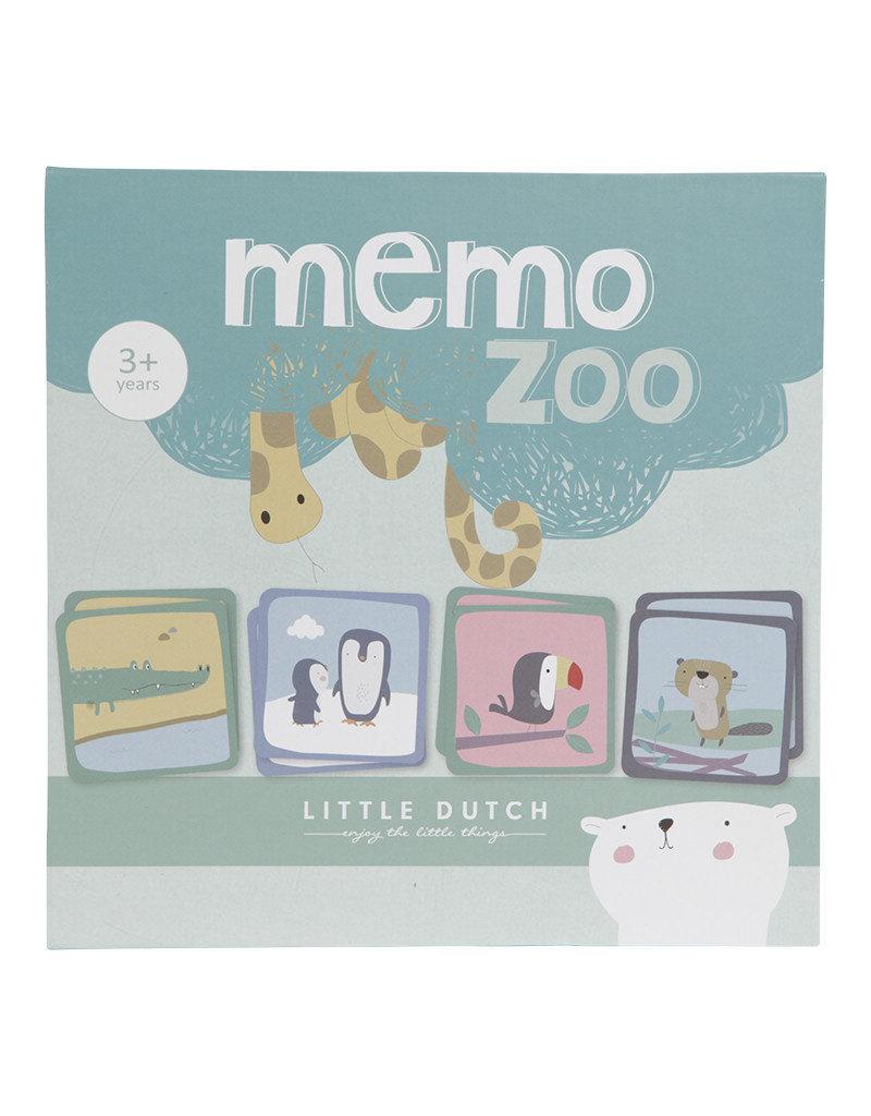 Little Dutch Little Dutch - Memo Zoo