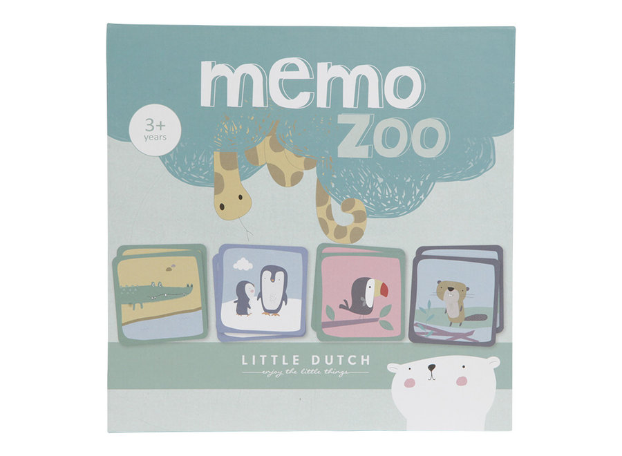 Little Dutch - Memo Zoo