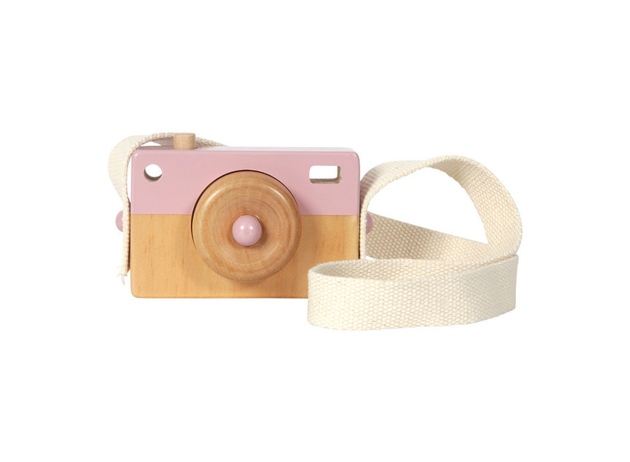 Little Dutch - Camera Pink