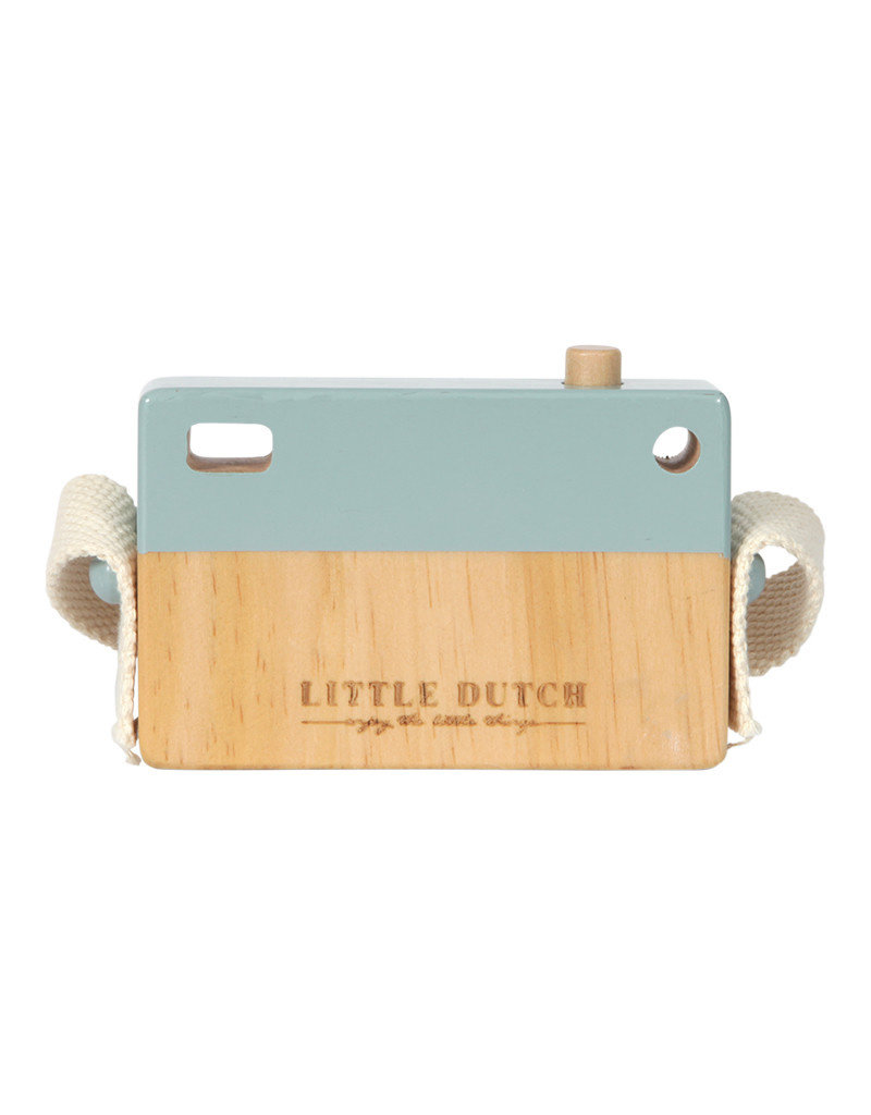 Little Dutch Little Dutch - Camera Blue