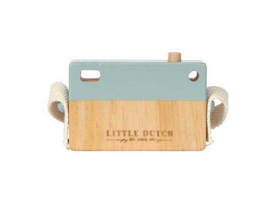 Little Dutch - Camera Blue