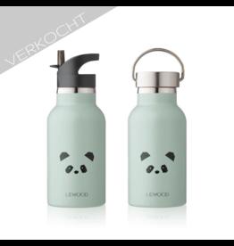 Liewood Liewood - Water bottle 'Panda Mint'