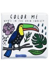 Wee Gallery Wee Gallery - Badboekje Color Me - Rainforest