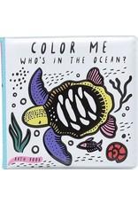 Wee Gallery Wee Gallery - Badboekje Color Me - Ocean