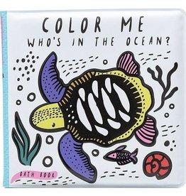 Wee Gallery Wee Gallery - Color Me - Ocean